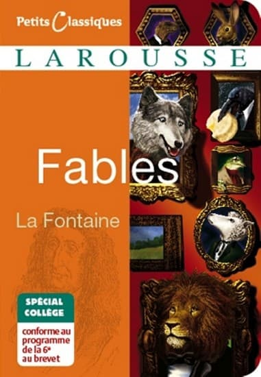 La Fontaine, Fables