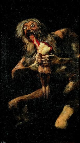 saturn an essay on goya The third of may 1808 by francisco goya  (el coloso) by goya prado museum, madrid • saturn devouring his son (1819-23) (saturno devorando a su hijo) by goya.