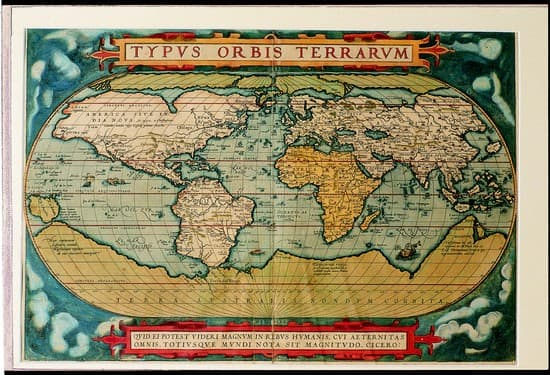 Encyclopédie Larousse en ligne   Carte du monde Typus Orbis