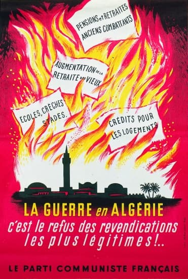 encyclopedie larousse la guerre d'algerie