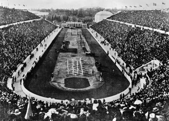 ouverture des jeux olympiques