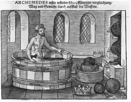 Encyclop die larousse en ligne archim de for A archimede