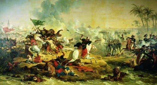 21 juillet 1798: la bataille des Pyramides 1313461-La_bataille_des_Pyramides_21_juillet_1798