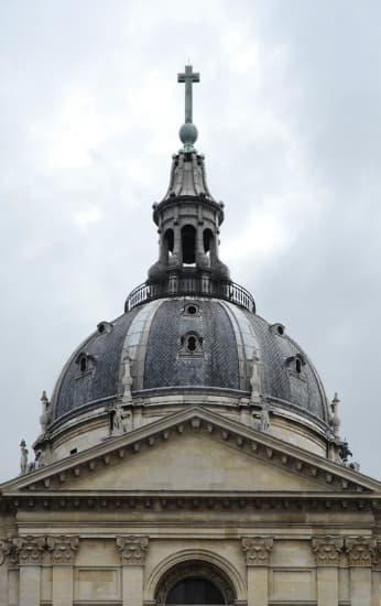 chapelle de la sorbonne. La Coupole De Chapelle Sorbonne