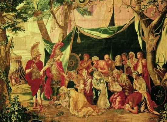 Encyclop die larousse en ligne architecture et - Cours de tapisserie d ameublement paris ...