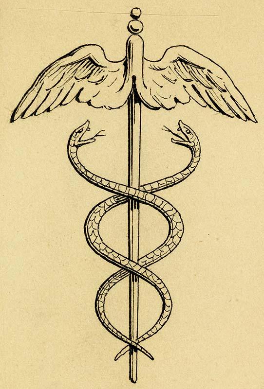 Pourquoi le serpent est-il le symbole de la pharmacie?