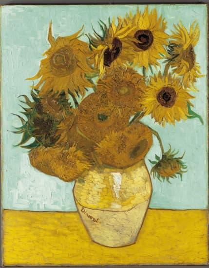 Vincent Van Gogh, <i>les Tournesols</i>