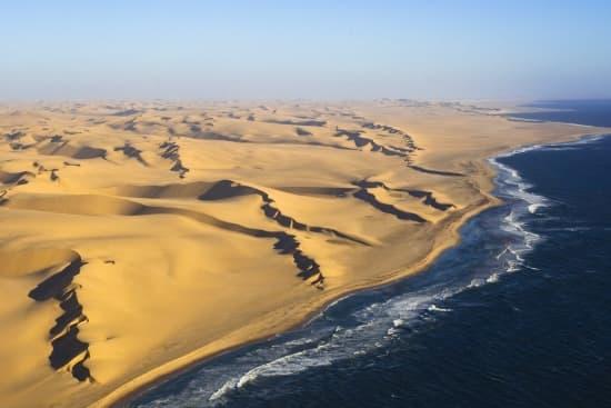 désert de namib photos