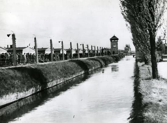 Le camp de concentration de Dachau