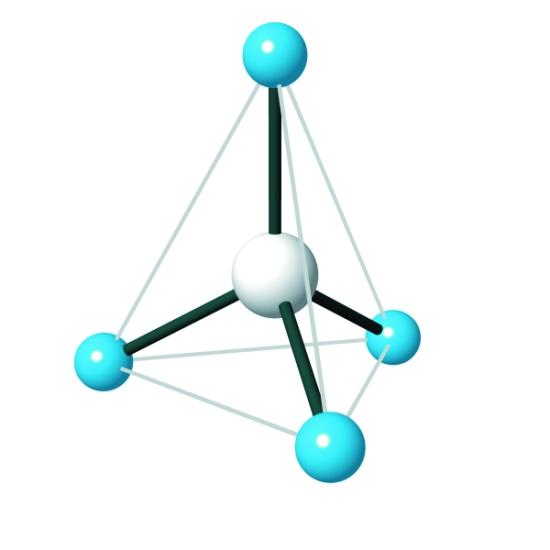 Molécule tétraédrique 1314136-Mol%c3%a9cul