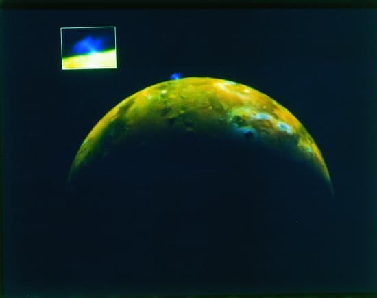 Io, satellite de Jupiter
