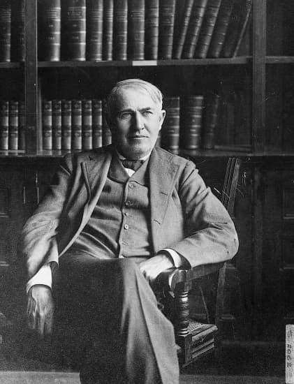 Encyclopedie Larousse En Ligne Thomas Alva Edison