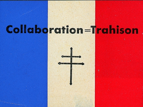 Collaboration = Trahison