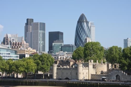 Encyclop die larousse en ligne la city for Tour city londres