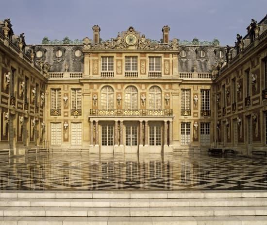 chateau de versailles architecture