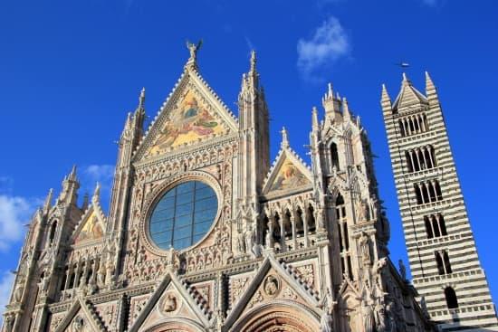 Encyclop die larousse en ligne italie art les for Architecture italienne