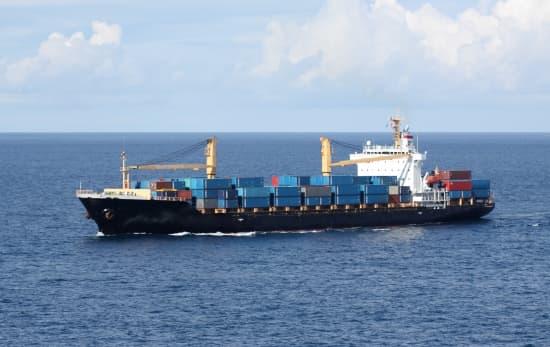 Encyclop die larousse en ligne transports for Porte conteneur