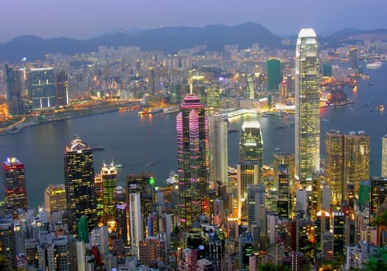 Encyclopédie Larousse en ligne  Hongkong ou Hong Kong en