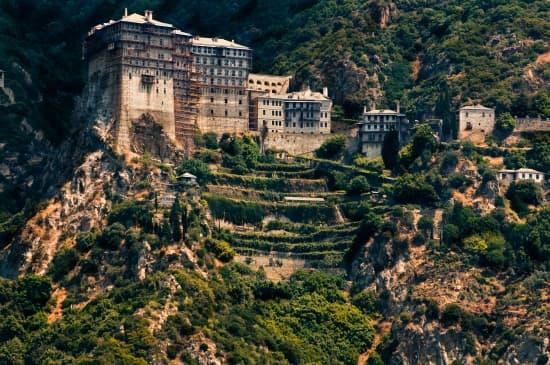 mont Athos - LAROUSSE