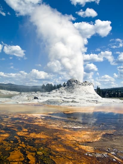 Wyoming, le parc national de Yellowstone
