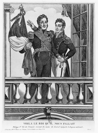 Louis-Philippe Ier - LAROUSSE