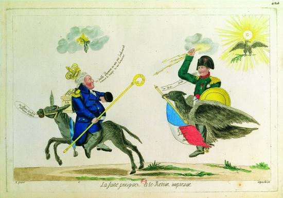 Encyclopédie Larousse en ligne - Louis XVIII