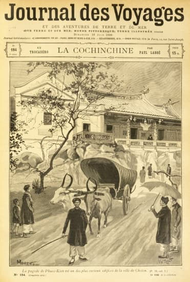 La Cochinchine au Trocadéro
