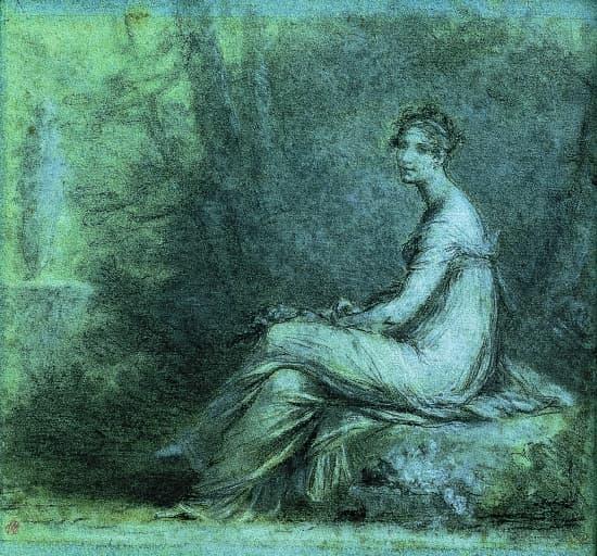 Encyclop die larousse en ligne pierre paul prud 39 hon - Parc de la malmaison ...