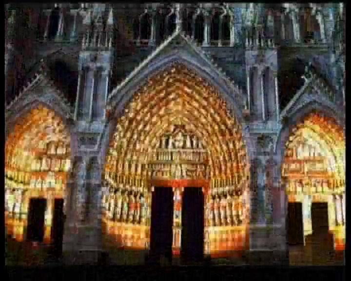 Encyclop die larousse en ligne gothique bas latin gothicus for Architecture gothique definition