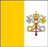 Drapeau de l'État de la Cité du Vatican