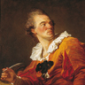 Jean Honoré Fragonard, l'Inspiration