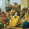 Giandomenico Tiepolo, le Menuet