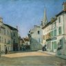Alfred Sisley, Place à Argenteuil
