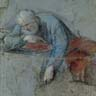 Jacopo Bassano, Saint Pierre dormant