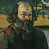 Paul Cézanne, Autoportrait
