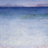 Henri Edmond Cross, les Îles d'or