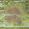 Plan de Paris en 1789