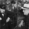 Winston Churchill et  Franklin Roosevelt
