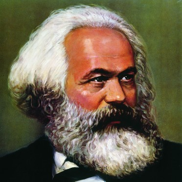 dissertation of karl marx