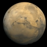 Mars (face Valles Marineris)