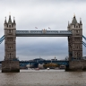 Londres, le Tower Bridge