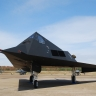 Avion furtif F-117