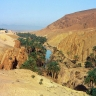 Oasis et oued